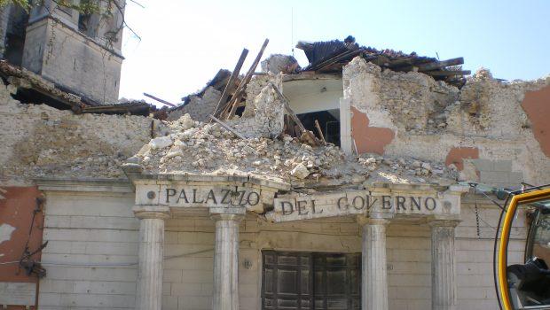 האזור שנפגע ברעידת האדמה באיטליה מוגדר כאזור תת ביטוח