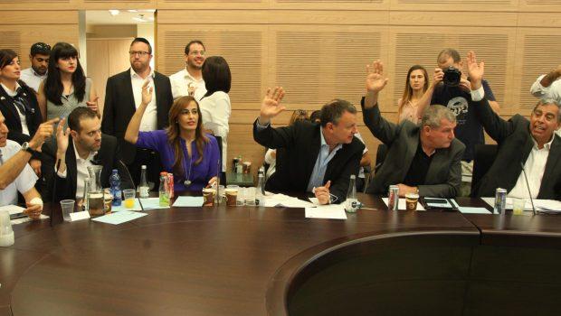 """ועדת הכספים אישרה את החוק ליישום ההסכם לחילופי מידע בין רשויות המס בישראל ובארה""""ב"""