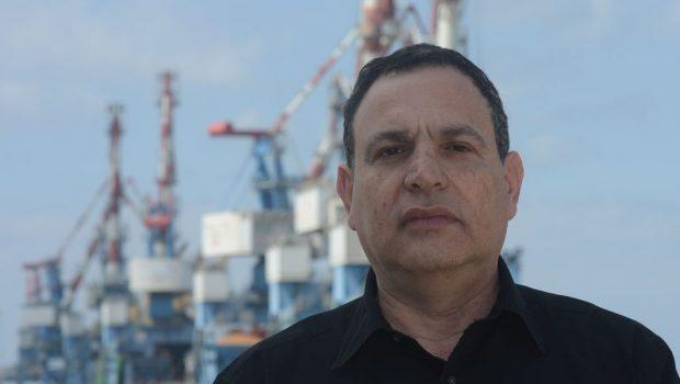 """איציק בלומנטל, מנכ""""ל נמל אשדוד: בעקבות המכרז והעתירה הצלחנו לקבל הצעות טובות יותר לביטוח הנמל"""