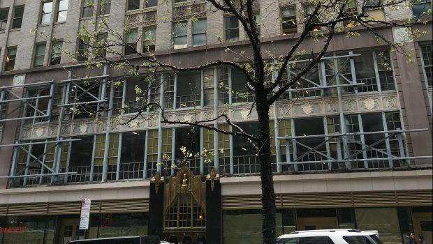 """""""הלמן-אלדובי"""" וקבוצת משקיעים רכשו 45% מבניין Brill במנהטן לפי שווי 310 מיליון דולר"""