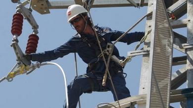נזק לתשתית חשמל במתחם מבנים מסחריים / מאת יעקב קיהל