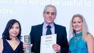 אפליקציית DavidShield זכתה בפרס ניהול רילוקיישן ומוביליות ושימוש חדשני בטכנולוגיה