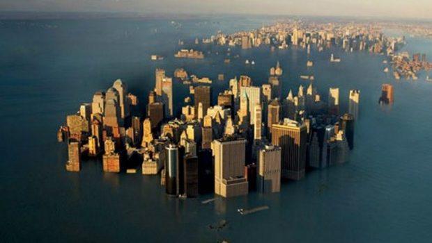 מיליוני אמריקאים בסכנה עקב העלייה בגובה פני הים
