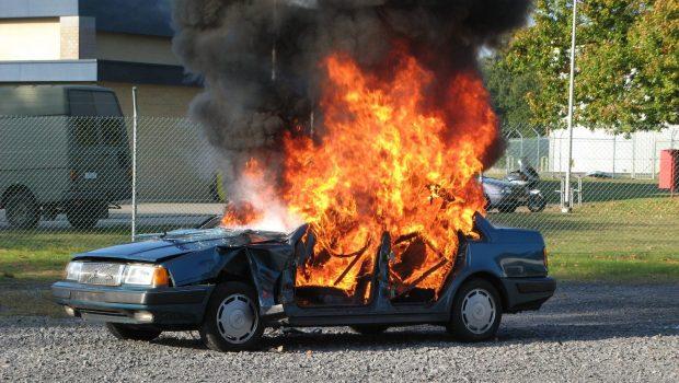 הרכב התלקח והתפוצץ כתוצאה מפעולת הנהג – AIG תפצה את התובע
