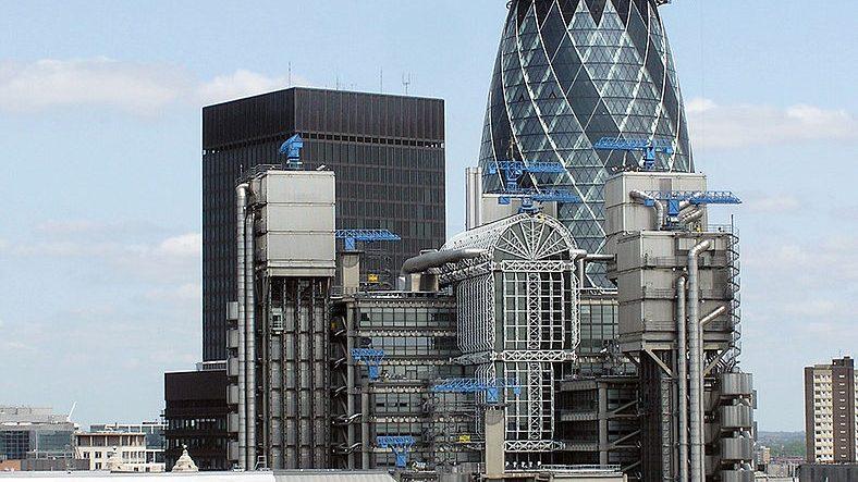מרכז העסקים בלונדון
