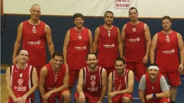הכשרה ניצחה את קבוצת הכדורסל של מגדל בתוצאה 60:47