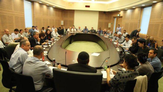 דיון סוער בוועדת הכספים על יישום תקנות סולבנסי הסתיים ללא הצבעה