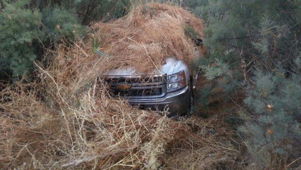 שינוי מגמה: גניבת משאיות מתוך מתחמים