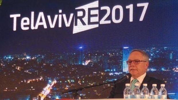 """פתיחת כנס Tel Aviv Re 2017: יו""""ר איגוד חברות הביטוח יאיר המבורגר קרא למפקחת להתגמש על תקנות הסולבנסי"""