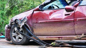 תאונת דרכים - אילוסטרציה. מאת עו''ד ג'ון גבע