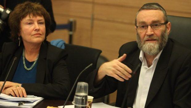 """מחלוקת בין יו""""ר ועדת הכספים גפני לבנק ישראל ומשרד האוצר על הצורך בחקיקת חוק להקמת ועדה ליציבות פיננסית"""