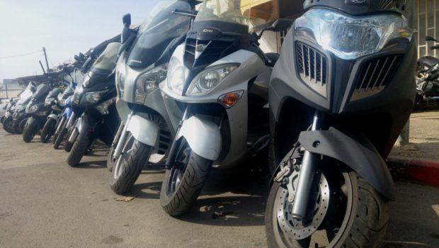 האוצר בוחן אפשרות להגדיל את הסבסוד לביטוח אופנועים