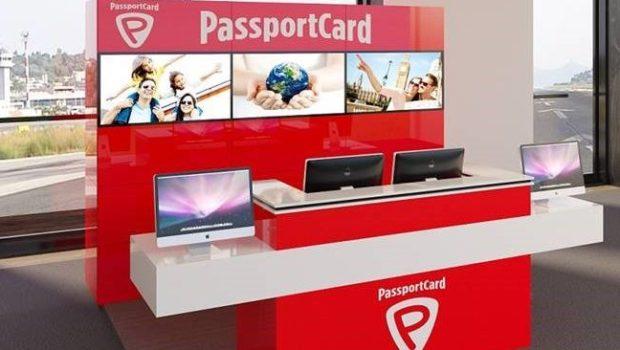 הושקה עמדת שירות של PassportCard בטרמינל 1