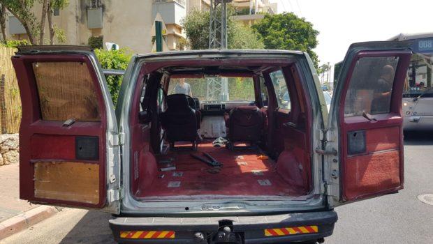 כנופיית גנבי אופנועים נעצרה בפעולה משותפת של פוינטר, איתוראן והמשטרה