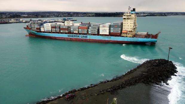 התקפת סייבר על ענק ההובלה הימית מארסק