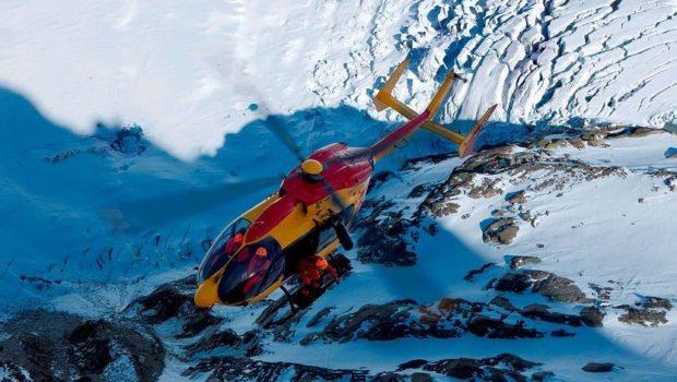 חילוץ: במבצע חילוץ משותף – שני מטיילים צעירים חולצו בשלום מפסגת הר ביוון