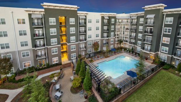 פסגות וקרן בלו אטלנטיק רוכשות מקבץ מגורים באטלנטה ב-45 מיליון דולר