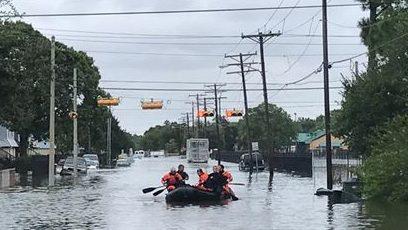 המבטח האמריקאי Allstate ישלם 576 מיליון דולר בגין הוריקן הארווי
