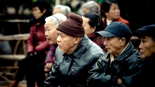 אוכלוסיית אסיה מזדקנת