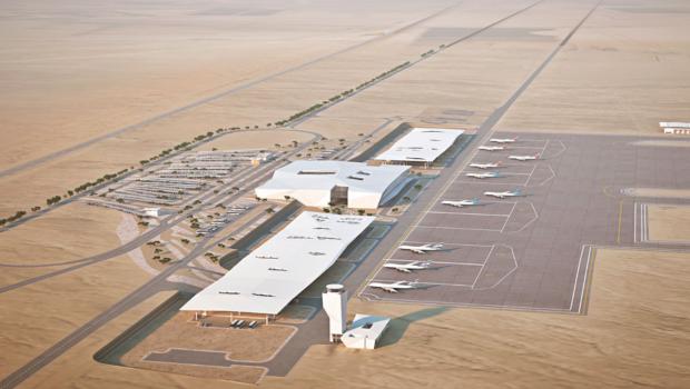 חברת מולטילוק ממגנת את נמל התעופה הבינלאומי החדש רמון בתמנע