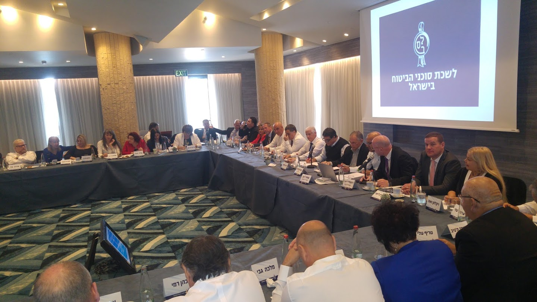 מועצת הלשכה אישרה את תוכנית העבודה והתקציב שהציג נשיא הלשכה רוזנפלד