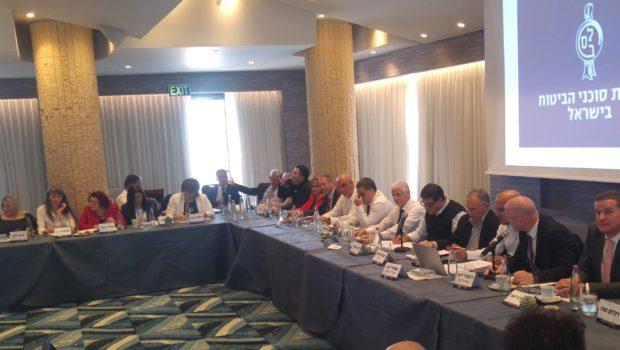 """ישיבה ראשונה של המועצה הארצית של לשכת סוכני הביטוח: המועצה אישרה את הוועד המנהל, אורי צפריר נבחר ליו""""ר ועדת התקנון"""