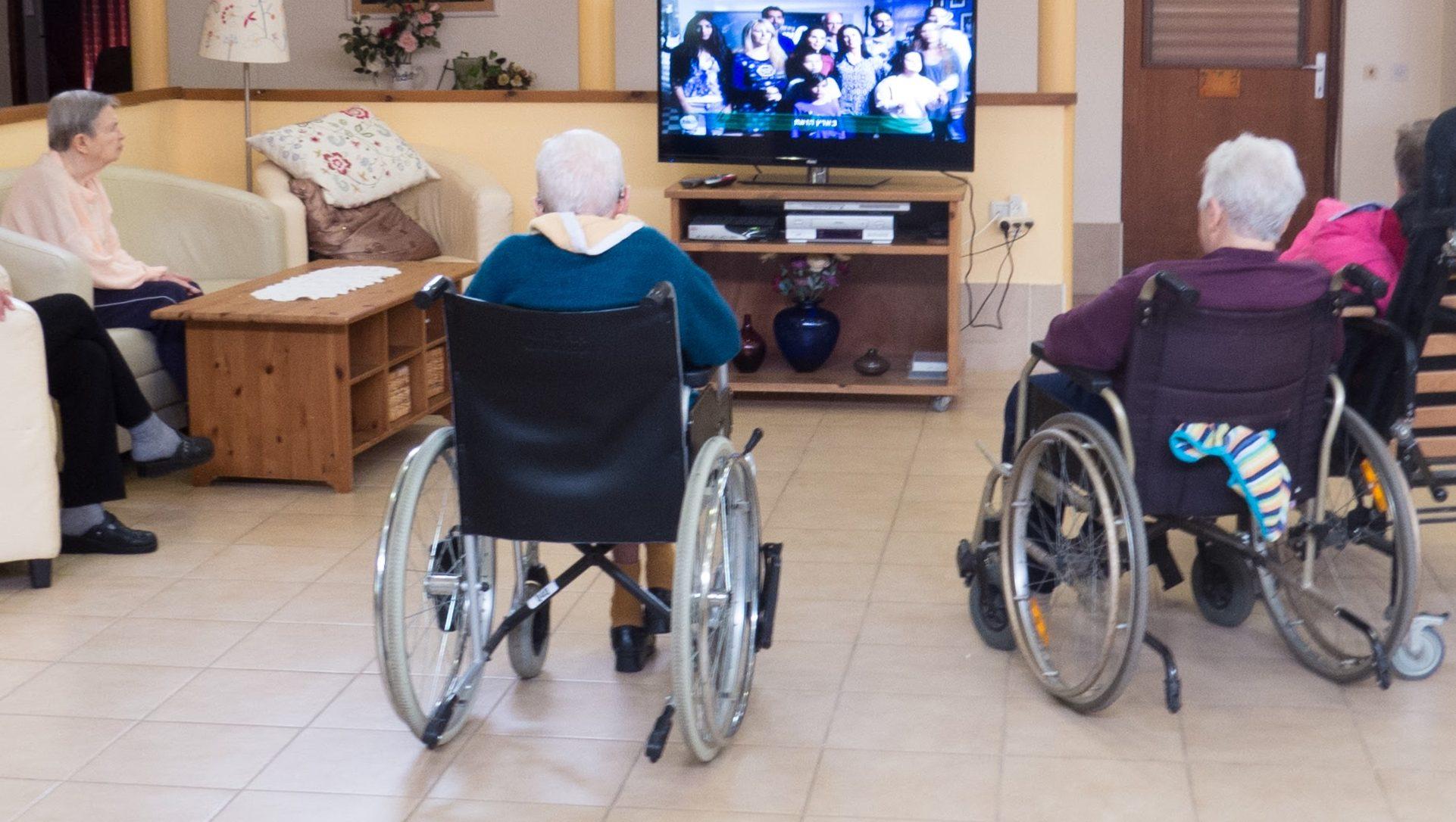 מבטחים מקפיאים עריכת ביטוח חדש לבתי אבות ומוסדות טיפוליים