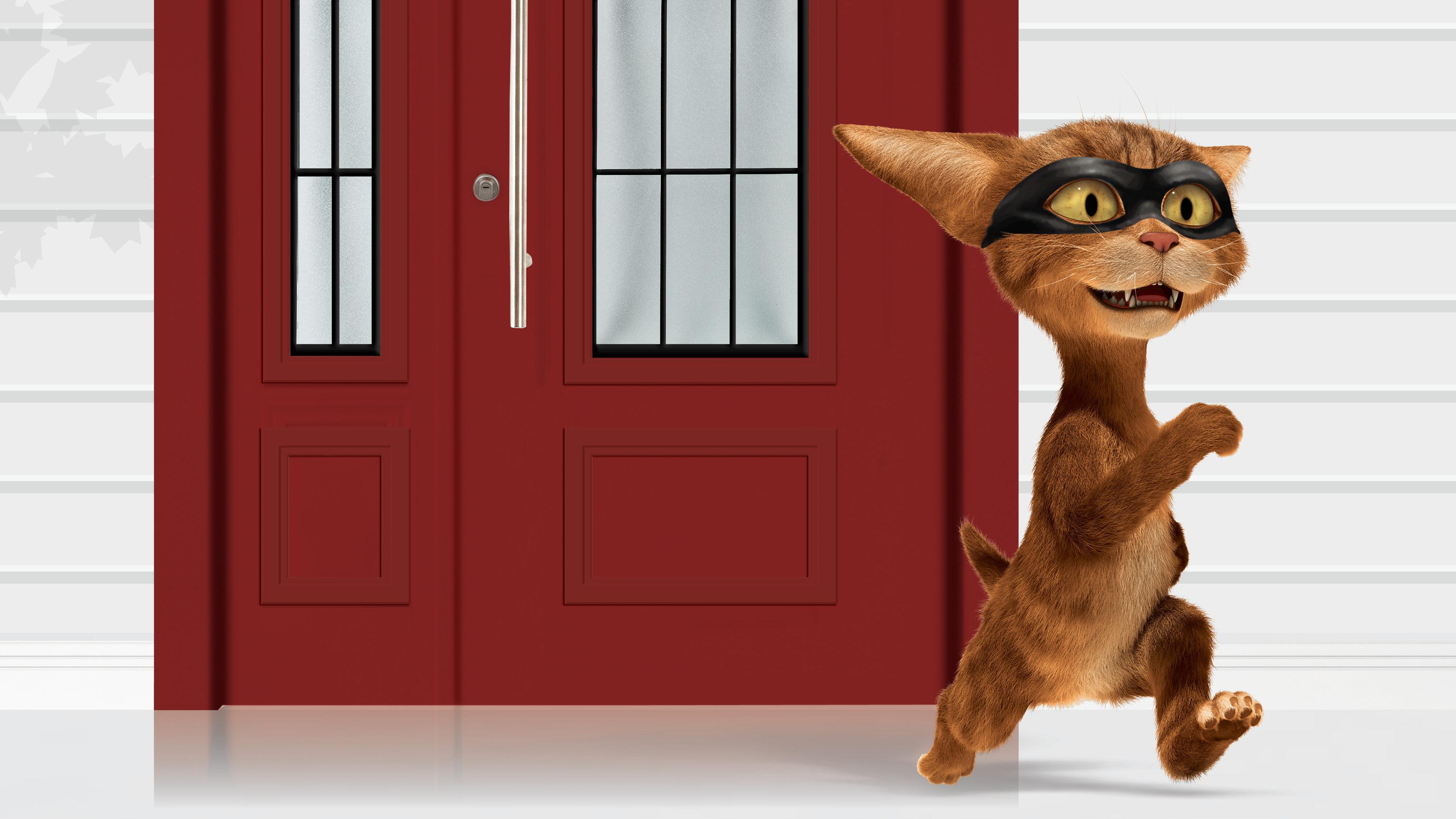שריונית חסם יצאה  בקמפיין פרסומי גדול  בכיכוב החתול הפורץ