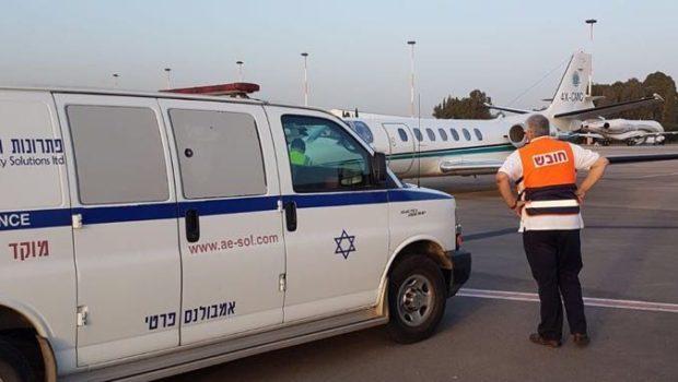 """הראל שלחה ביום שלישי האחרון """"אמבולנס אווירי"""" למבוטחיה שנפצעו במונטנגרו"""