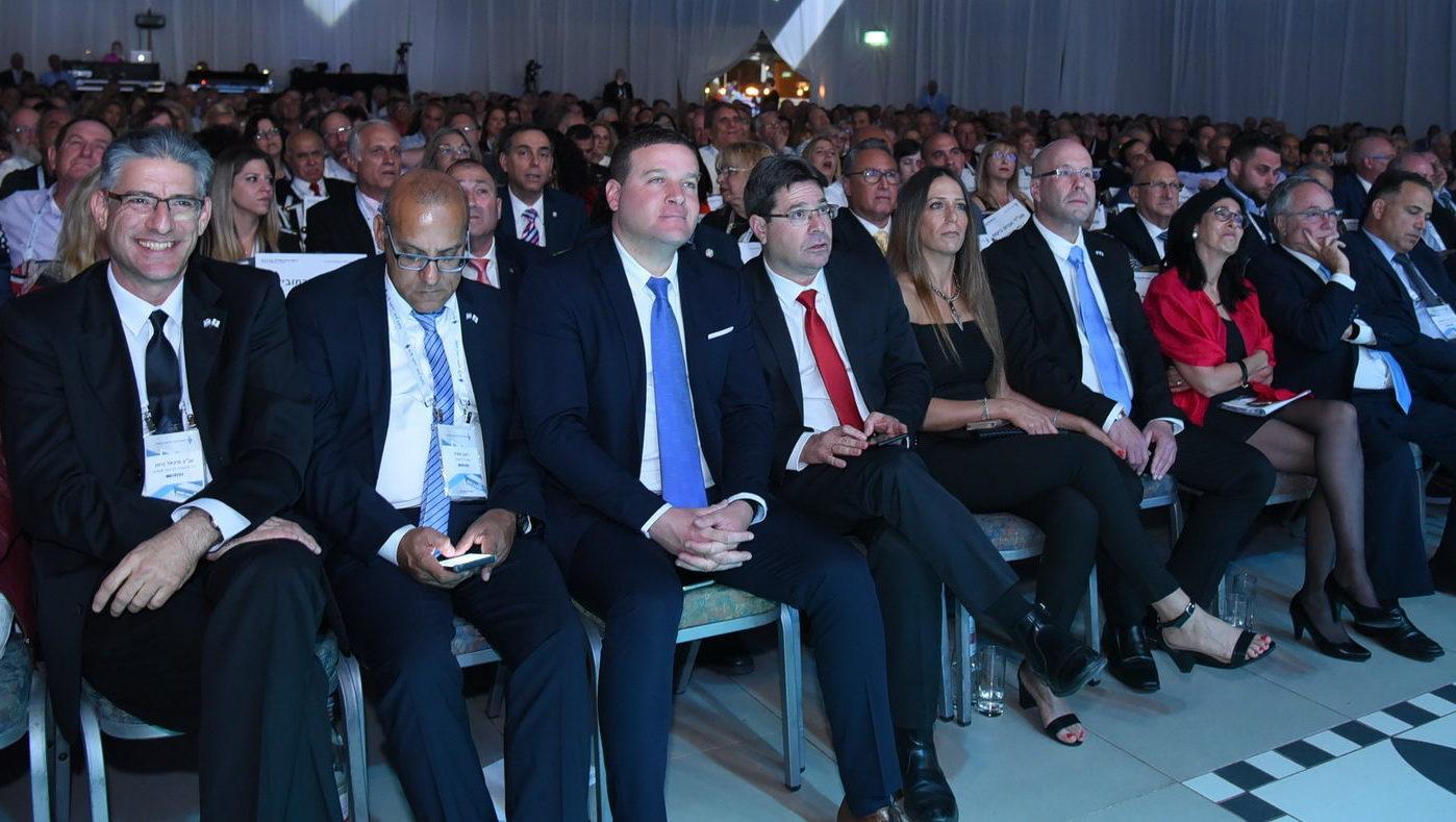 לשכת סוכני הביטוח: 1800 משתתפים בכנס אלמנטר 2018