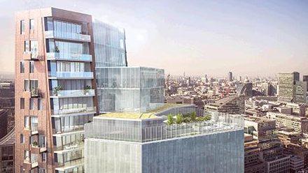 """הראל תלווה 485 מיליון שקל למימון פרויקט ה""""סטייג'"""" בלונדון"""