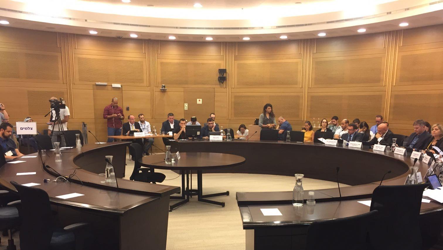 """יו""""ר הכנסת אדלשטיין: לא יעלה על הדעת כי נציג ממשלה יימנע מלתת דין וחשבון לכנסת"""
