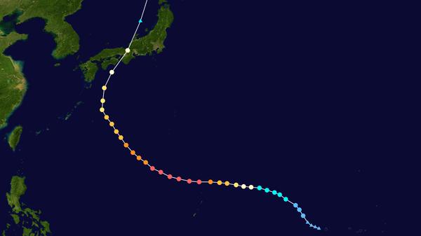 הטייפון Jebi גרם נזק עצום ביפן / מאת ישראל גלעד