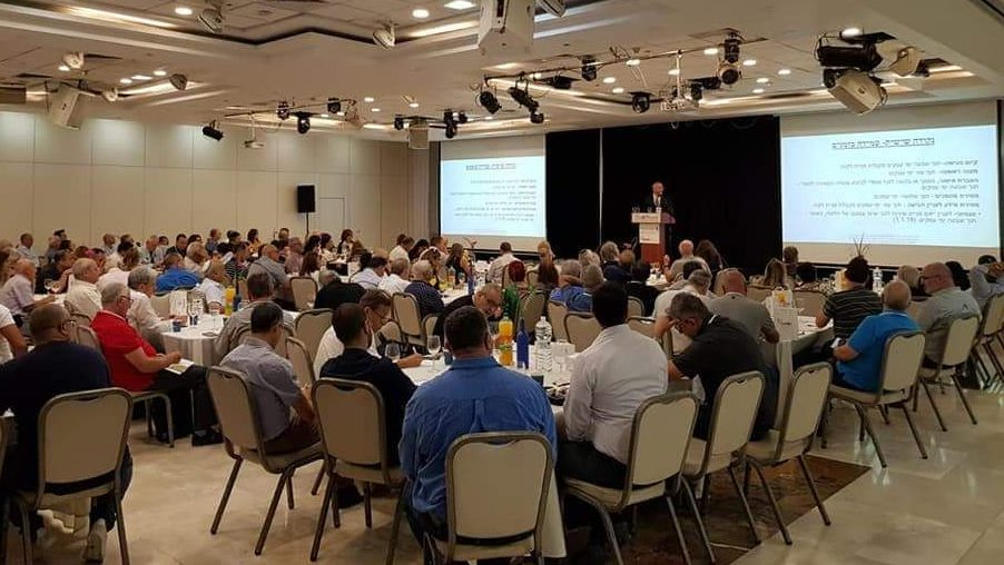 רוזנפלד: מצפים מרשות שוק ההון לשיתוף פעולה ולא לכוחניות