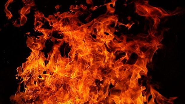 השריפה בקליפורניה שוברת שיאים / מאת ישראל גלעד