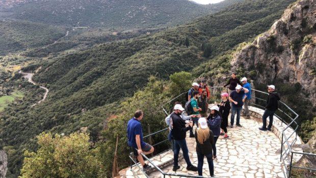 25 סוכנים מצטיינים סוכני שגיא יוגב שבו מטיול ביוון