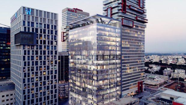 כלל ביטוח רוכשת 50% מבניין העסקים Studio Tower תמורת 120 מיליון שקל