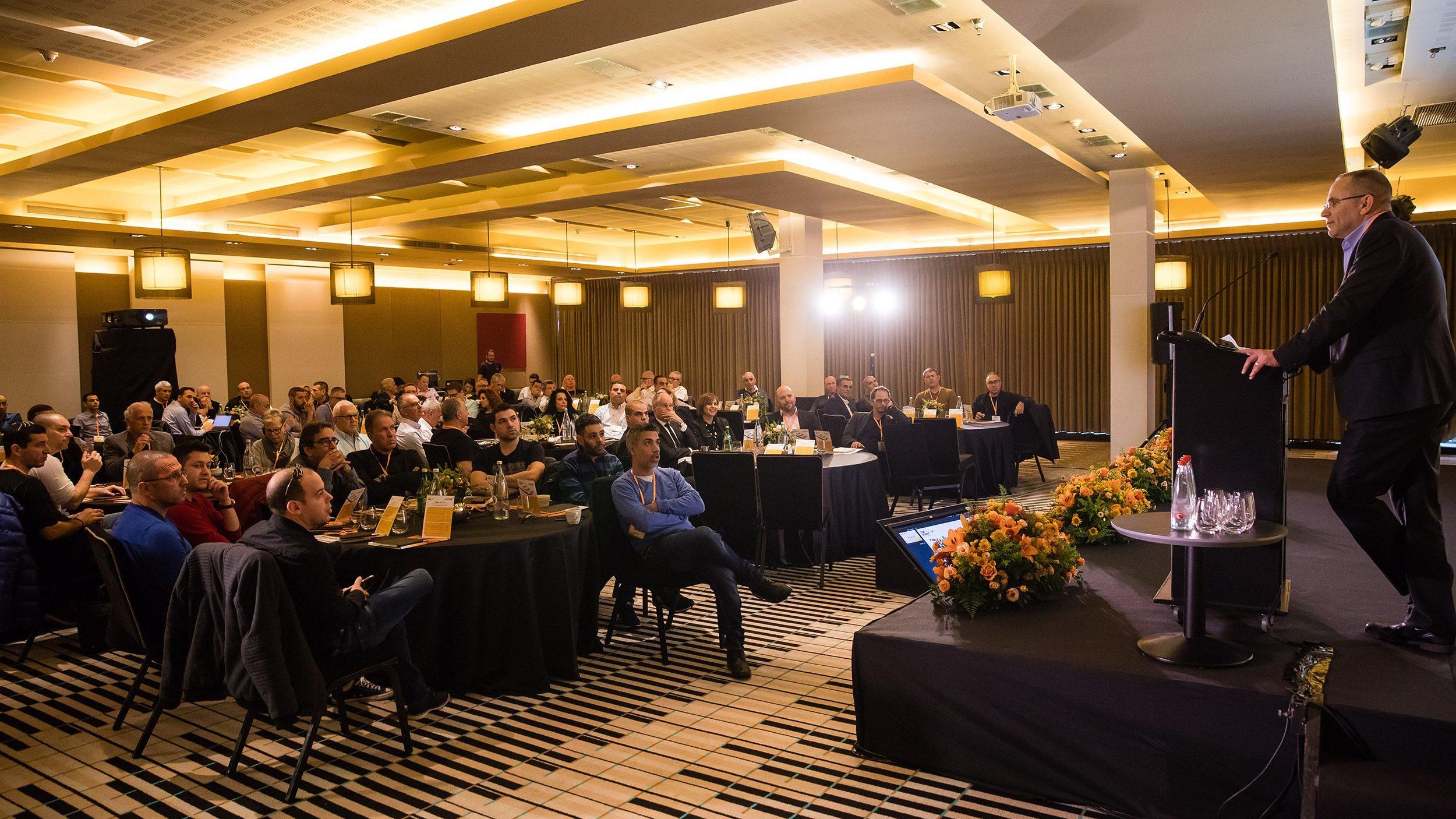 כ-100 מסוכני מועדון TOP AGENT של מנורה מבטחים השתתפו בכנס מקצועי שערכה החברה