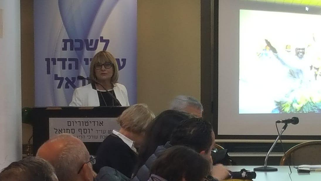 מפגש אידה ישראל עסק באחריות הנזיקית של מנהלי תחרויות ספורט