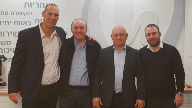 סוכנות תלפיות חתמה על הסכם אסטרטגי עם הכשרה לשיווק ביטוח הרכב הדיגיטלי GO