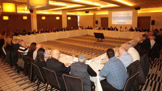 """מחר: ישיבת חירום של המועצה הארצית – בשת""""פ עם רוזנפלד"""