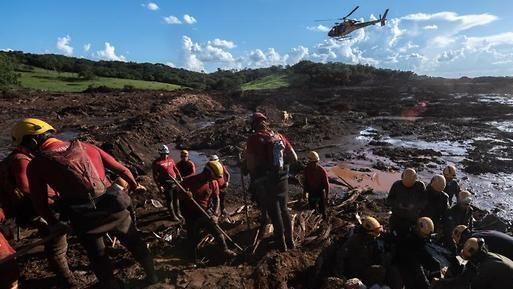 הנזקים המבוטחים מאסון הסכר בברזיל נאמדים ב-600 מיליון דולר / ישראל גלעד