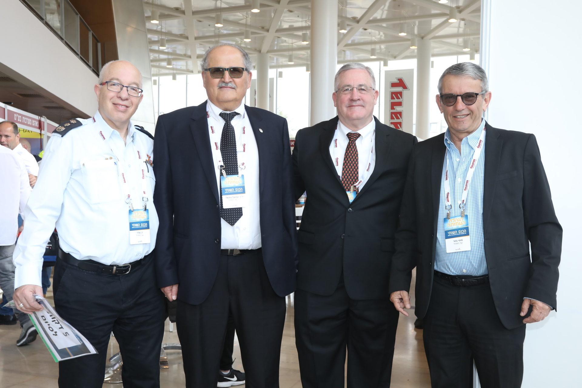 העמותה הישראלית למיגון מפני אש NFPA IL קיימה את האירוע השנתי שלה