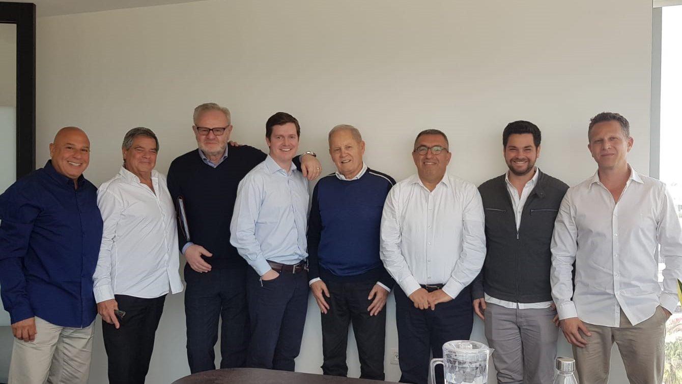 ברנדן ג'יימס גלאגר, נשיא אזור בברוקר הביטוח Gallagher: שמחתי לראות בישראל שוק ביטוח דינאמי, מעניין עם הזדמנויות עסקיות רבות