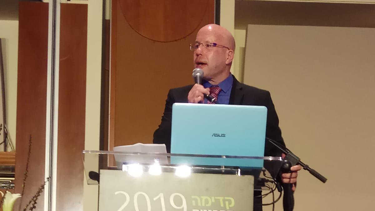 רוזנפלד בכנס המתכננים הפיננסיים: אנו עובדים על הקמת לובי פוליטי חדש