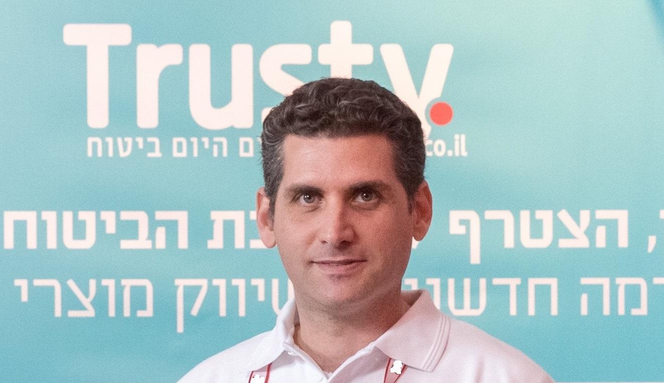 קובי בנדלק הצטרף למערכת השוואת מחירי ביטוח באמצעות סוכנים Trusty