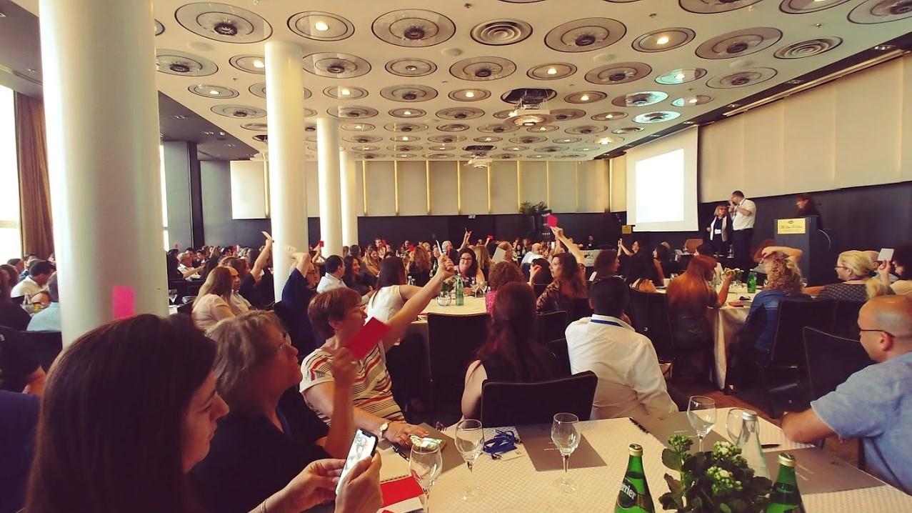 כ-300 אנשי מקצוע השתתפו בכנס השנתי של משרד עורכי הדין לויתן שרון