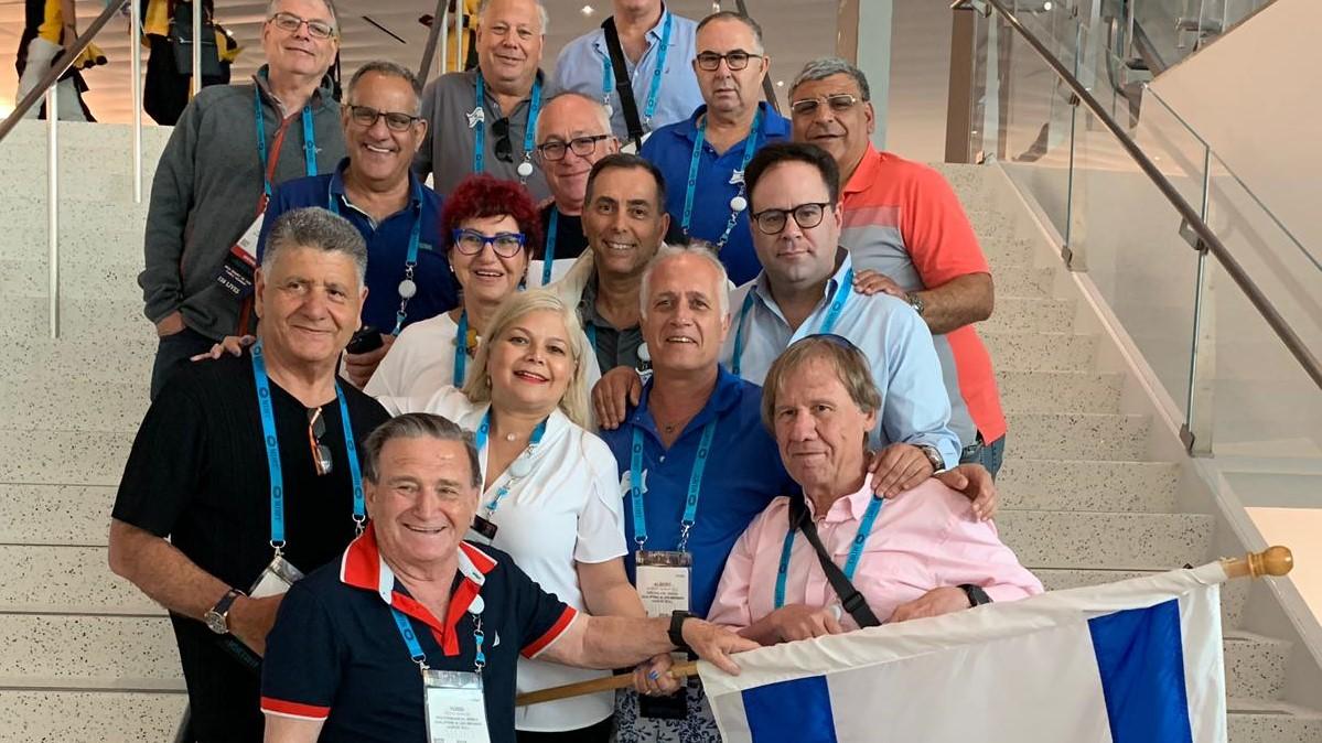 30 סוכנות וסוכנים במשלחת ישראל לכנס MDRT  העולמי במיאמי