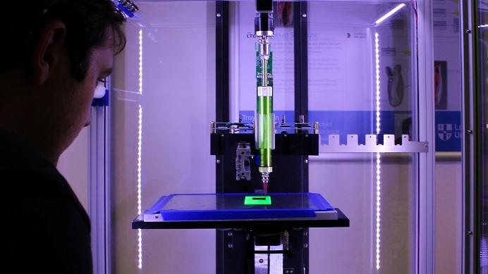 """העתיד כבר כאן: הדפסת תלת ממד של רקמות ואיברים כבר אינה מדע בדיוני / מאת ד""""ר אודי פרישמן"""