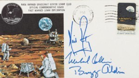 ביטוח חיים לאסטרונאוטים של אפולו 11